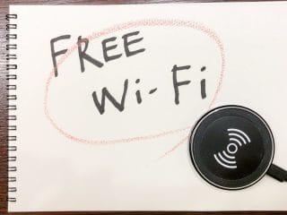 写真:Wi-FI