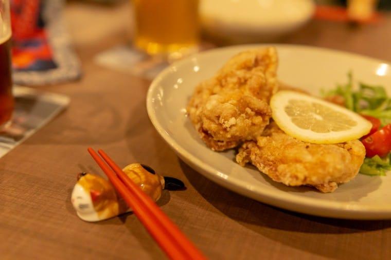 写真:ビアパブ・ひららの料理
