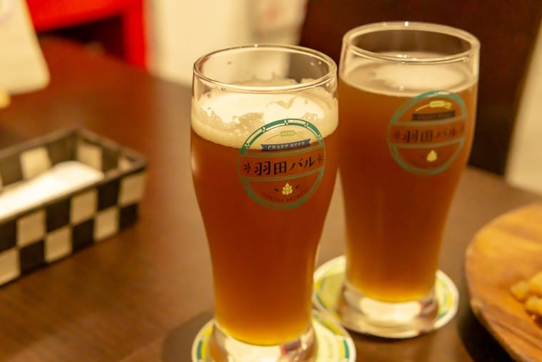 写真:IPAとZビール