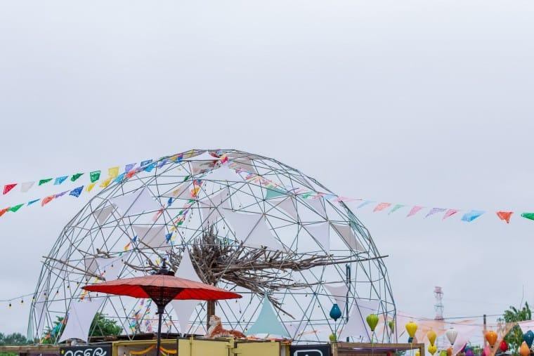 写真:ライジングサンロックフェスティバル