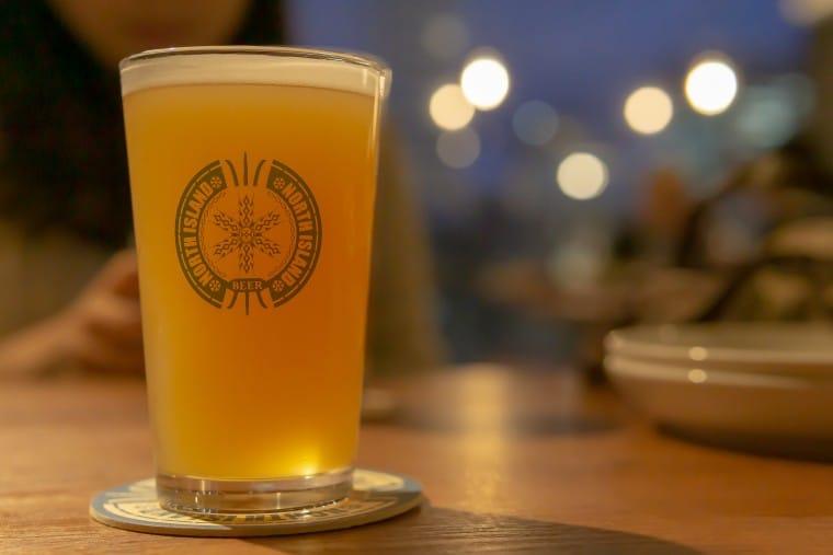 写真:Beer Bar NORTH ISLANDのビール