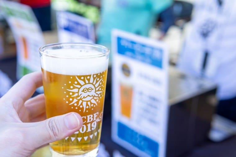 写真:伊勢角屋麦酒のサマービーチIPA