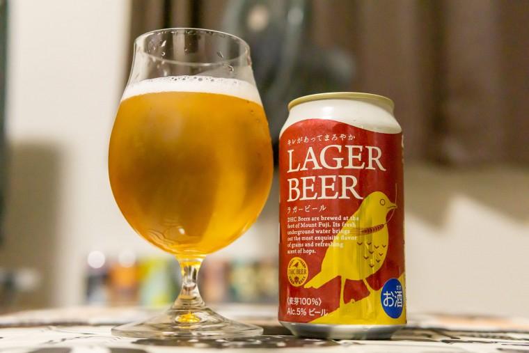 写真:DHCビール ラガービール