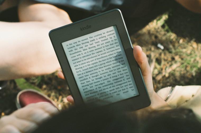 写真:Kindle