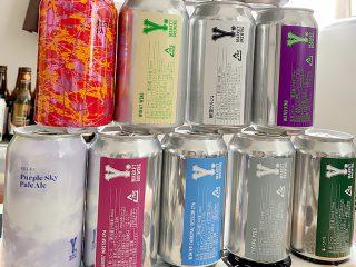 写真:Y.MARKET BREWING(ワイマーケットブルーイング)のクラフトビール