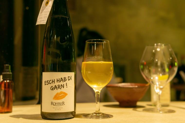 写真:白ワイン