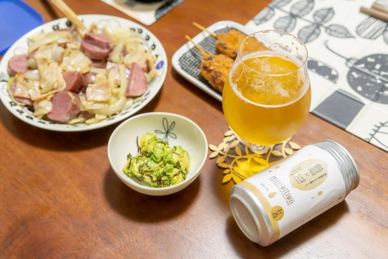 写真:Minollion(オトモニ×金沢百万石ビール)